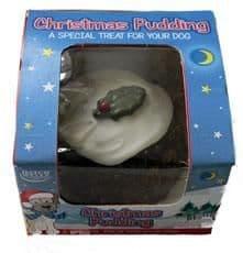 Hatchwells dog christmas pudding
